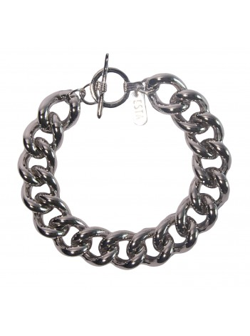 METALLIC CHAIN BRACELET