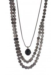 ONYX LONG NECKLACE